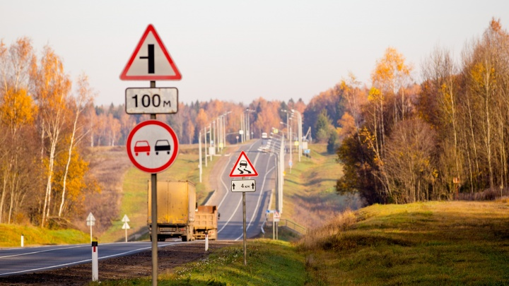 ВодительBMW Х5 раздавил велосипедиста: авария произошла под Ярославлем