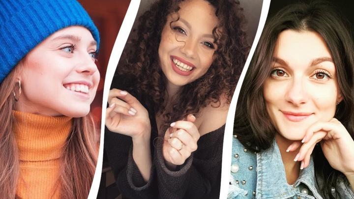 Красота актрисы не обманчива: любуемся профилями артисток омских театров