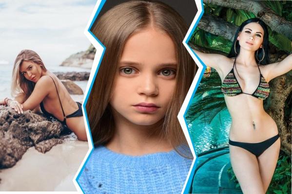 В уходящем году Красноярск потерял несколько конкурсов красоты, зато много девушек появились на международных подиумах