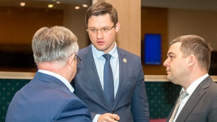 Министр Чудаев дал дольщикам «Гороса» надежду