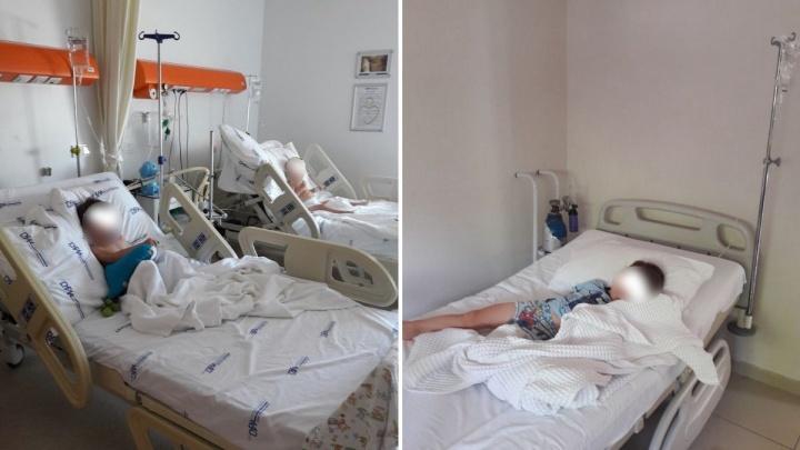 «Сын девять дней не мог есть». Еще одни дети из Тюмени подхватили ротавирус на отдыхе в Турции