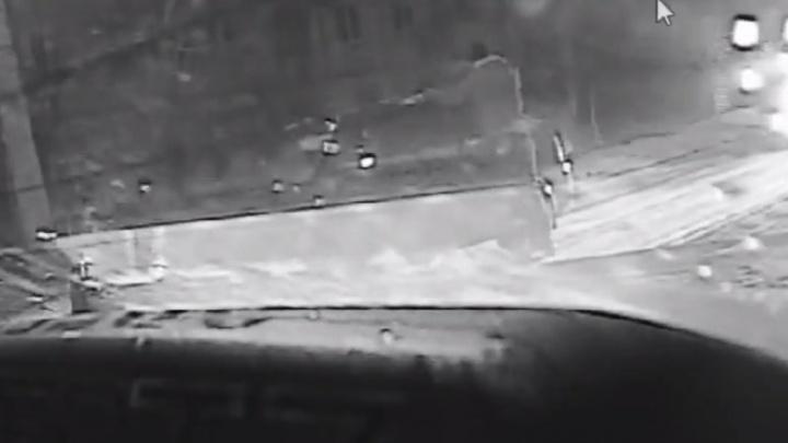 В Красноярске впервые арестовали водителя за попытку скрыться от ДПС