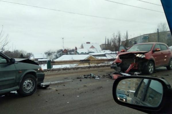 Оба водителя живы и не пострадали