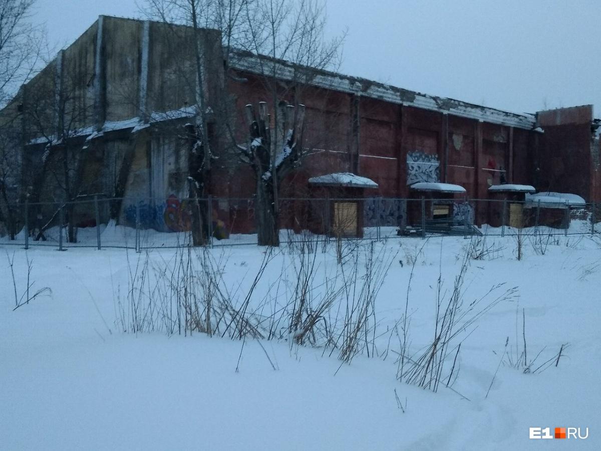 ВЕкатеринбурге сносят кинотеатр «Темп»