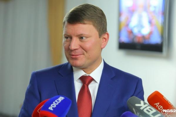 После года работы главе Красноярска повышают зарплату