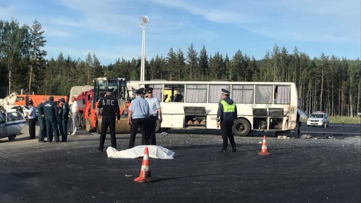 «Это настоящий ад»: в ДТП с автобусом в Челябинской области погибли двое, ранены взрослые и ребёнок