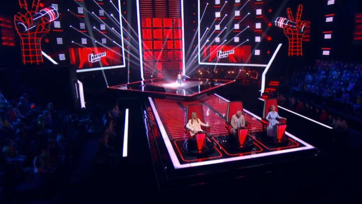 «Ты прекрасно спела»: ещё одна певица из Новосибирска попала в шоу «Голос.Дети»