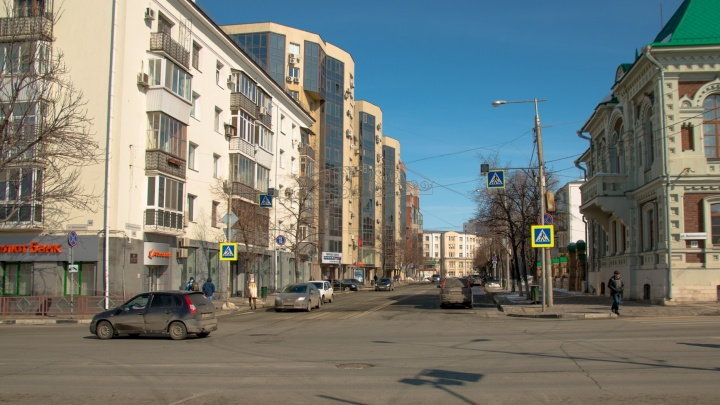«Реанимация» старой Самары: на Пионерской — Молодогвардейской построят офисные здания и трехэтажки