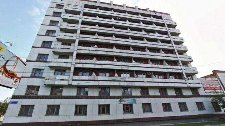 Здание бывшего санатория на Лесопарковой превратят в гостиницу