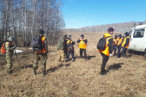 После сообщений о пропаже волонтеры незамедлительно выходят на поиск людей