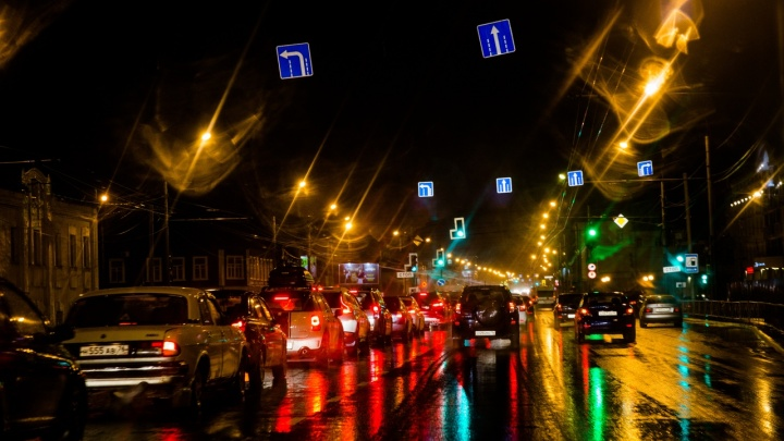Дождливый ноябрь: снега в Ярославле дождёмся нескоро