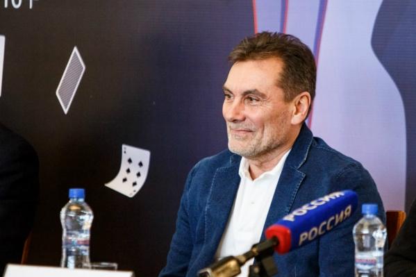 Евгений Марчелли работал в Волковском театре 10 лет