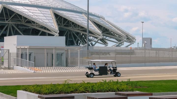 «Делом займутся следователи»: строителям стадиона «Самара Арена» до сих пор не выплатили зарплату