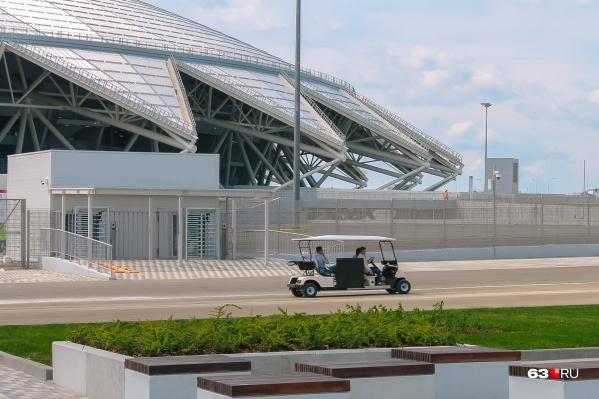 Стадион «Самара Арена» строили к ЧМ