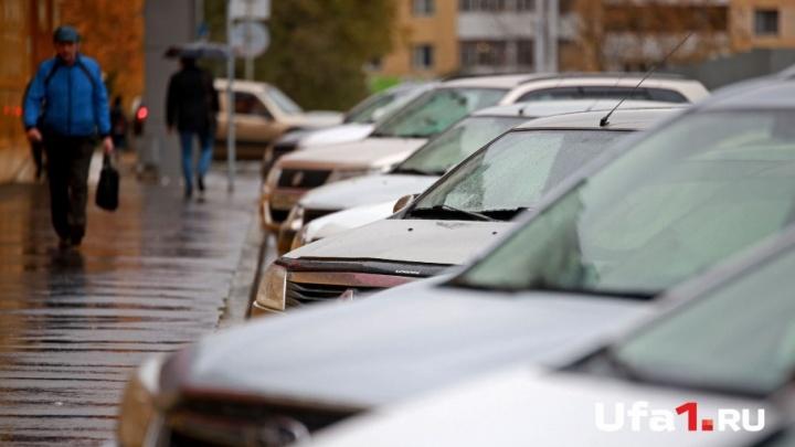 Жители Башкирии стали чаще покупать новые машины