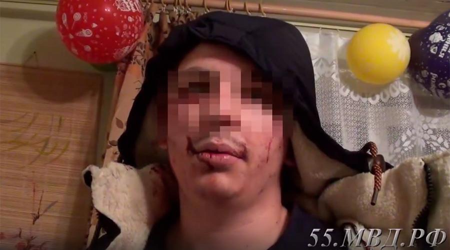 Омские следователи поведали оподробностях нападения намать с 2-мя детьми