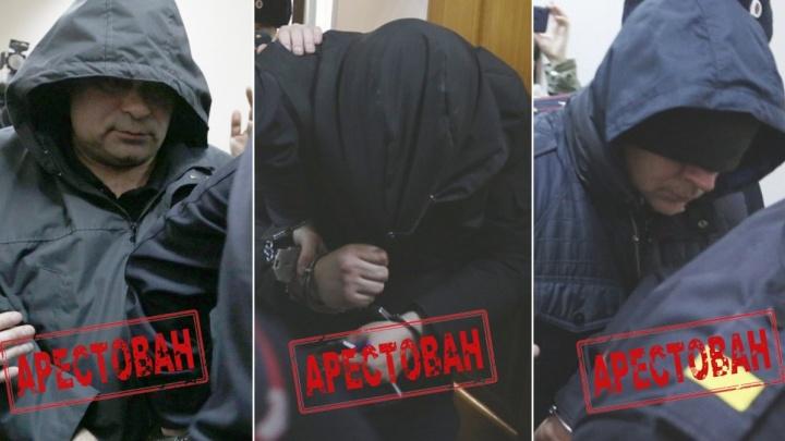 Башкирские полицейские, подозреваемые в изнасиловании девушки-дознавателя, обжаловали решение суда