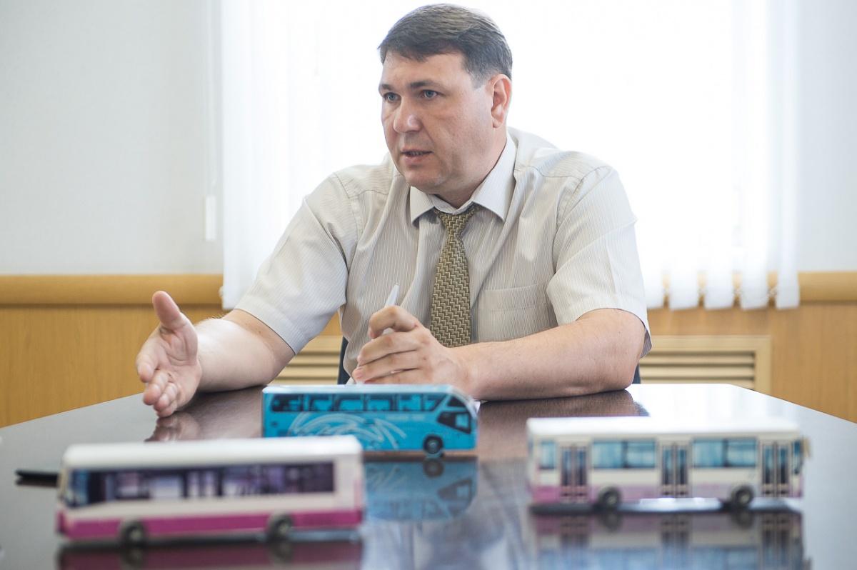 Ранее Максим Кичеев отвечал за работу с нелегальными маршрутками