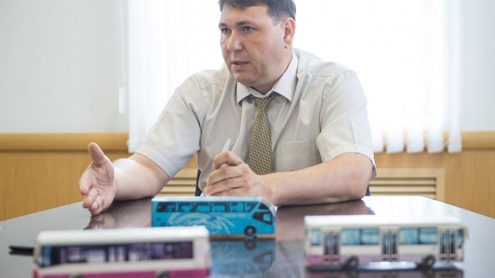 Борьба с нелегалами, увеличение состава: новый начальник управления транспорта назвал главные задачи