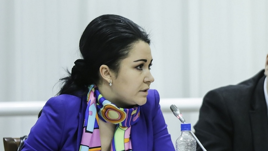 Задержанная замглавы УФНС области Ирина Александрова оформила отпуск с 24 мая