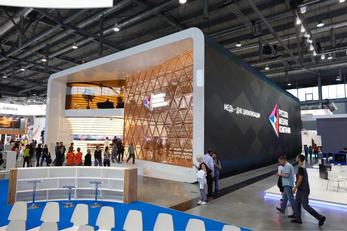 ДНК цивилизации: на выставке «ИННОПРОМ–2018» гости смогут пройти через медный калейдоскоп