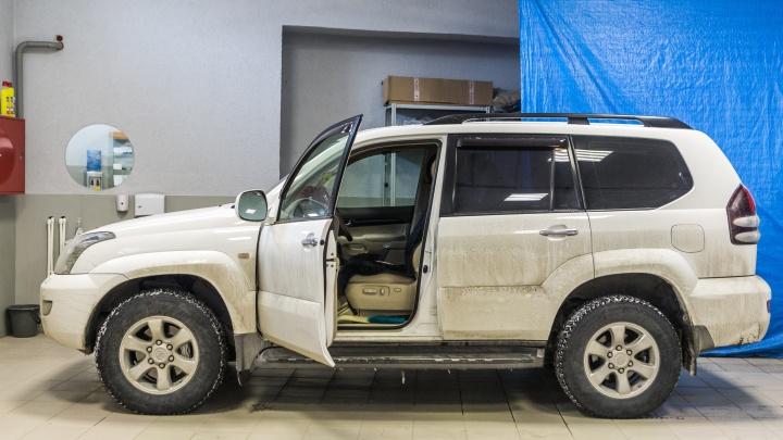 «Угонят — не угонят?»: как похитить Land Cruiser Prado — только один верный способ