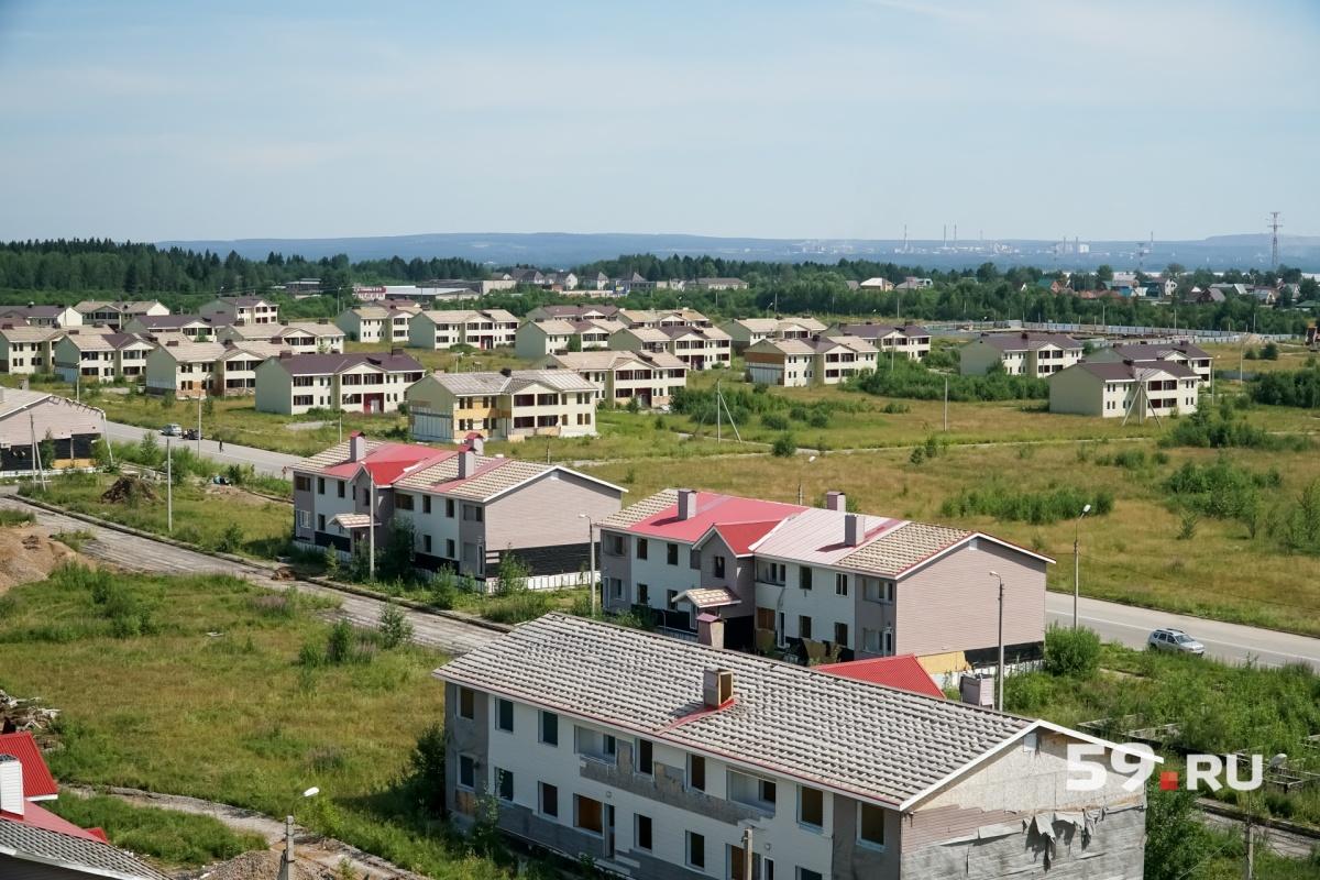 В микрорайоне Усольский-2 89 формальдегидных домов