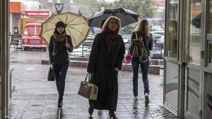 Ночью ниже нуля: на Новосибирск надвигается похолодание