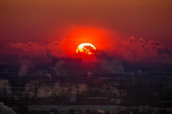 Вспышка на Солнце была направлена в сторону Земли