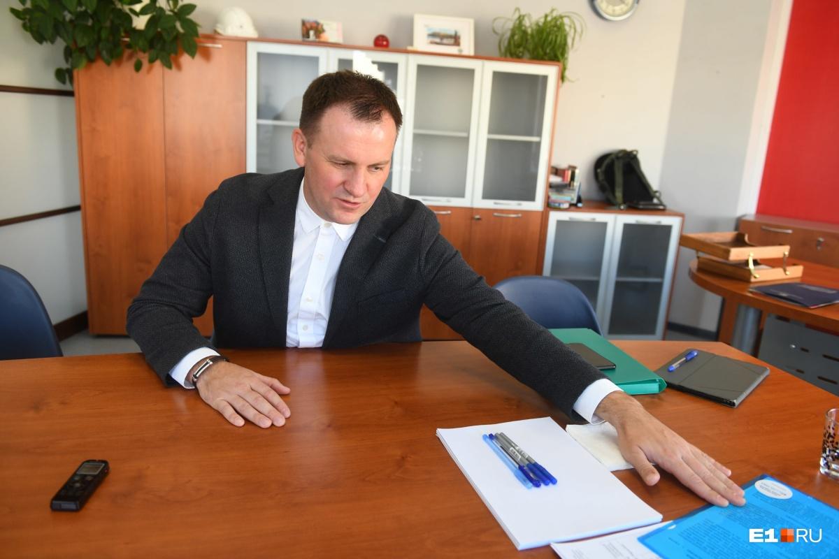 Илья Марков уложил в семь тезисов то, как по его мнению должна развиваться культура в Екатеринбурге