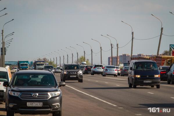 Водителям придется потерпеть неудобства из-за матчей на «Ростов Арене»