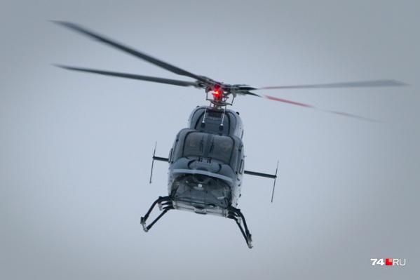 Знаковой сделкой фонда имущества стала продажа вертолета Михаила Юревича
