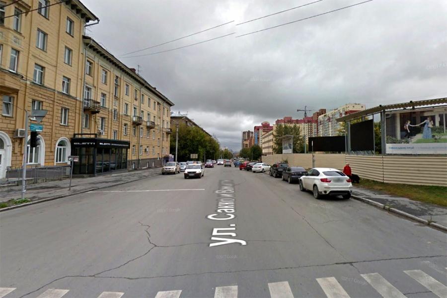 Названная вчесть анархистов США новосибирская улица может быть переименована