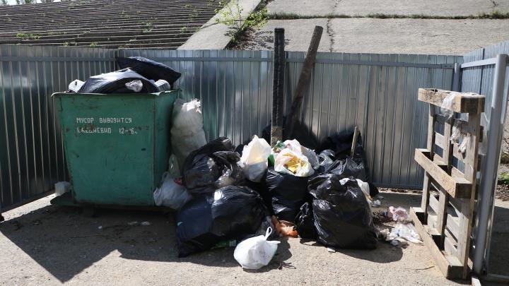 Нижегородцам, возможно, придется больше платить за вывоз мусора с нового года