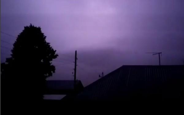 Гроза, ливень и сильный ветер разбудили новосибирцев (фото и видео молний)