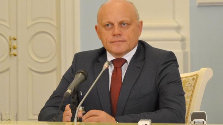 В суде по делу Гребенщикова зачитали показания бывшего губернатора Виктора Назарова