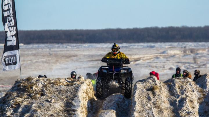 Самарцы регистрируют на госуслугах квадроциклы и снегоходы чаще другой техники
