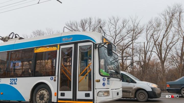 В Самаре троллейбусы №6 вновь пустят в Куйбышевский район