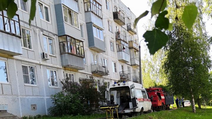 Во время пожара в жилом доме погиб мужчина: что известно о причинах происшествия