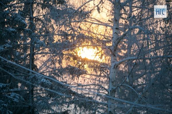 Ожидается, что декабрь будет чуть теплее нормы
