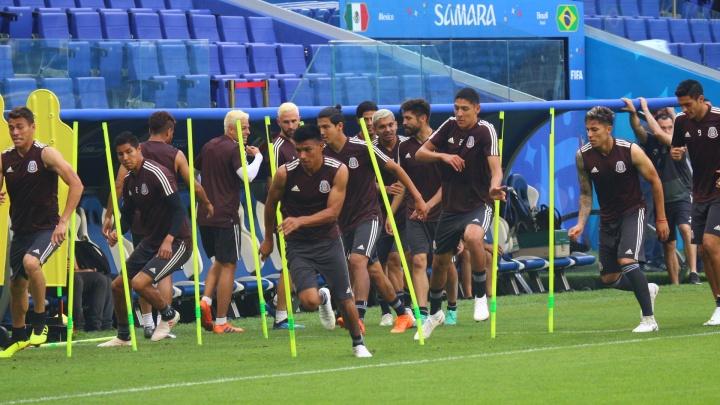 С мечтой о победе: сборная Мексики решила устроить сюрприз в матче против бразильцев в Самаре
