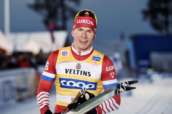Всего в гонке принимали участие восемь российских спортсменов