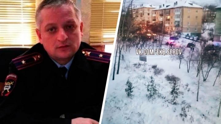 В Кушве высокопоставленный полицейский насмертьсбил работницу поликлиники