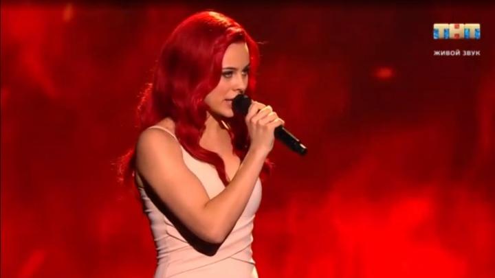 Певица из Дивногорска спела жгучим дуэтом в «Песнях на ТНТ»