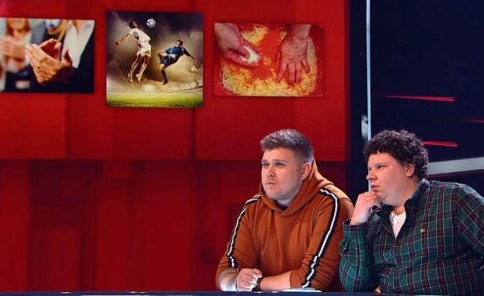 Кирилл Нечаев и вайнер Евгений Кулик из Екатеринбурга совсем немного не дотянули до победы в шоу