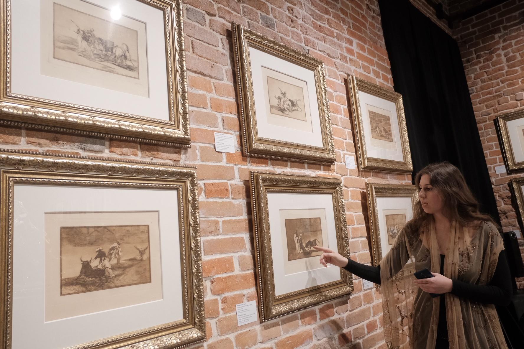 В «Главном проспекте» откроется выставка «Коррида. Бой быков»