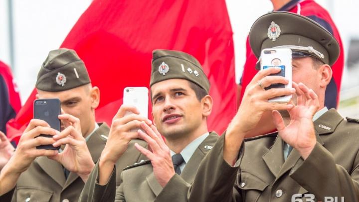 «Ах, какие красавцы!»: в Самаре сразятся десятки военных пловцов со всего мира