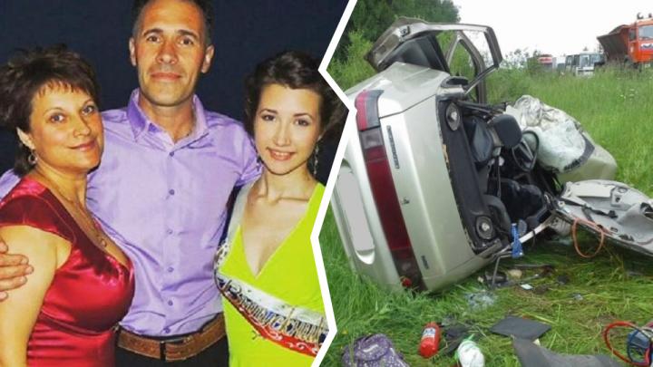 Пытается добиться справедливости: студентка из Ярославля потеряла в ДТП всю семью