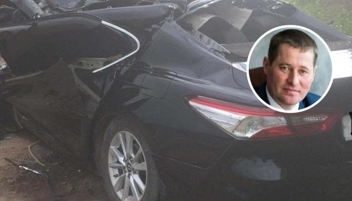 «Поехал на обгон»: в ГИБДД Удмуртии сообщили подробности ДТП с главой Оханска
