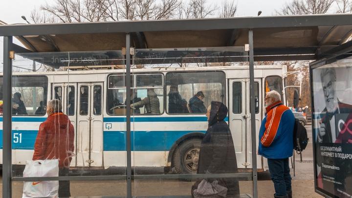 В Самаре вновь начнет ездить 10-й троллейбус